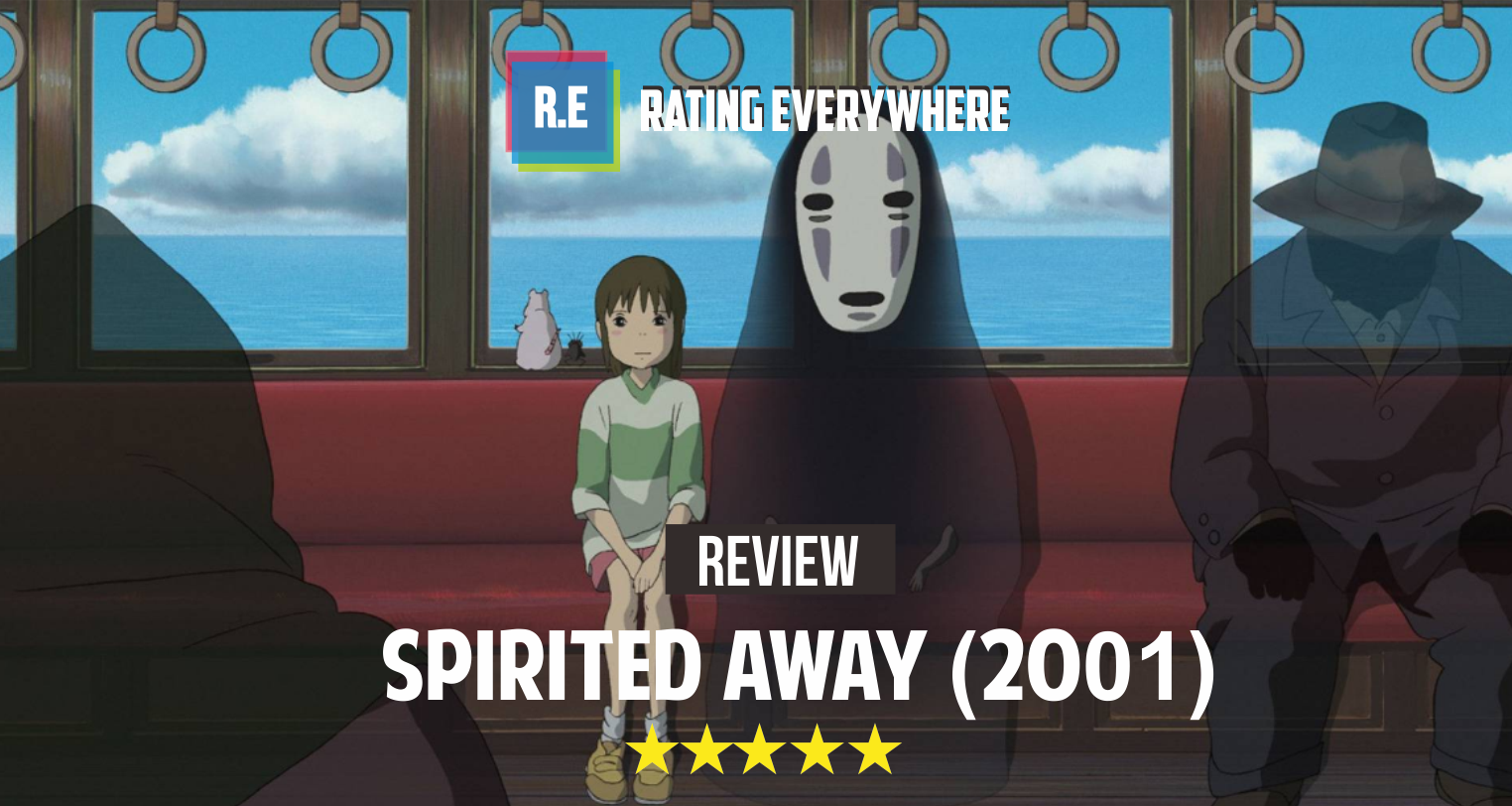 spirited away movie review Watch video spirited away is one of the most perfect movies i have ever seen  272 of 332 people found this review helpful was this review helpful to you.